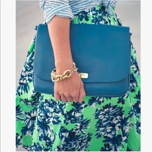 J.Crew • Patio skirt in photo floral
